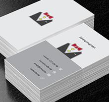 Bekleidung Verkauf Projekte Visitenkarten Netprints