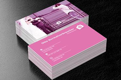 Schöne Hochzeitsfotos Hochzeitsfotograf Visitenkarten
