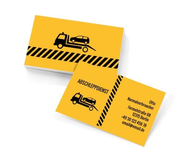 Sofort selbsthaltend, Transport, Transport von Waren - Visitenkarten Netprint Online Vorlagen