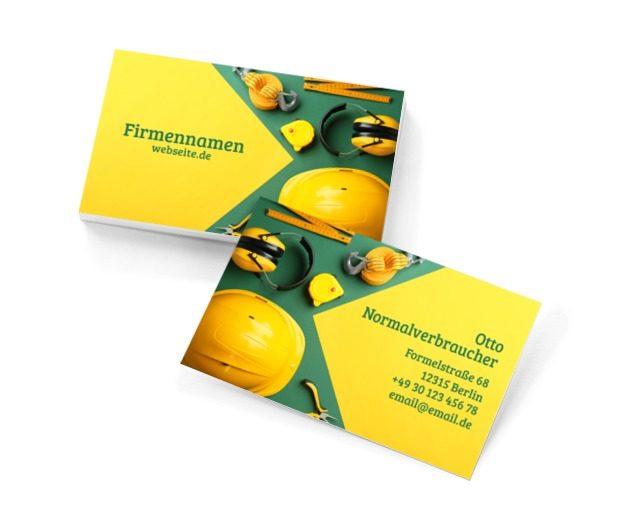 Alles, was Sie renovieren müssen, Bauwesen, Baufirma - Visitenkarten Netprint Online Vorlagen